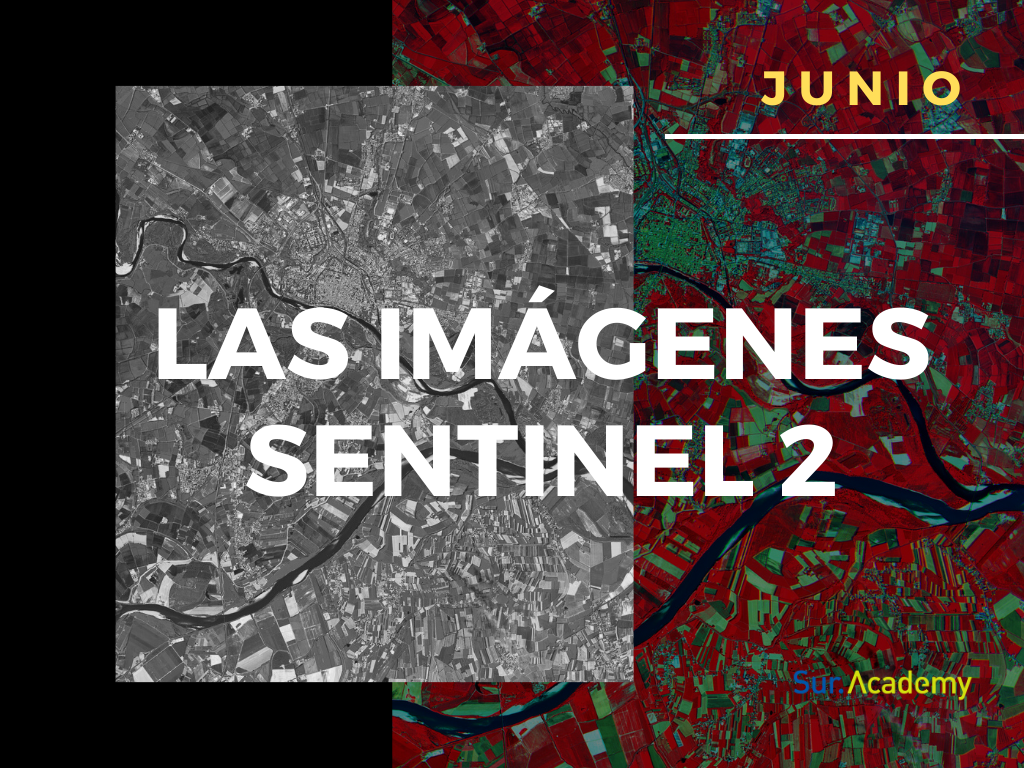 Las imágenes Sentinel-2