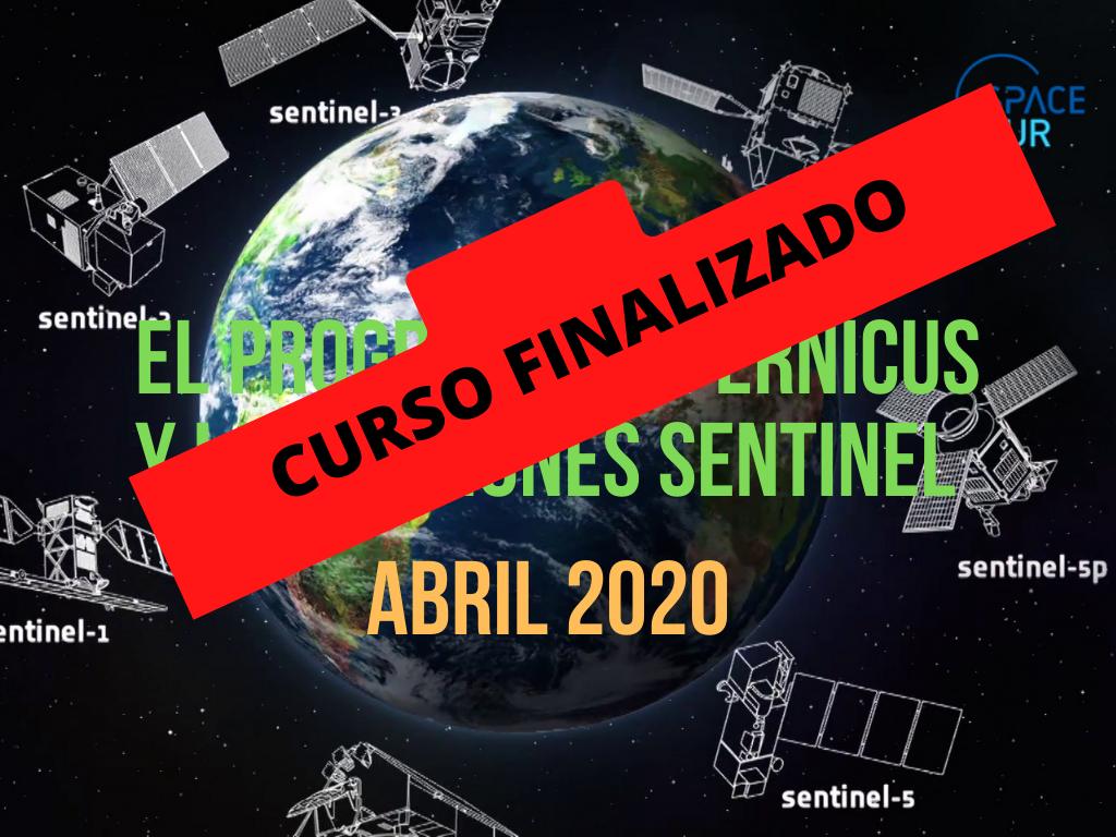 Presentación del  Programa Copernicus y las misiones Sentinel